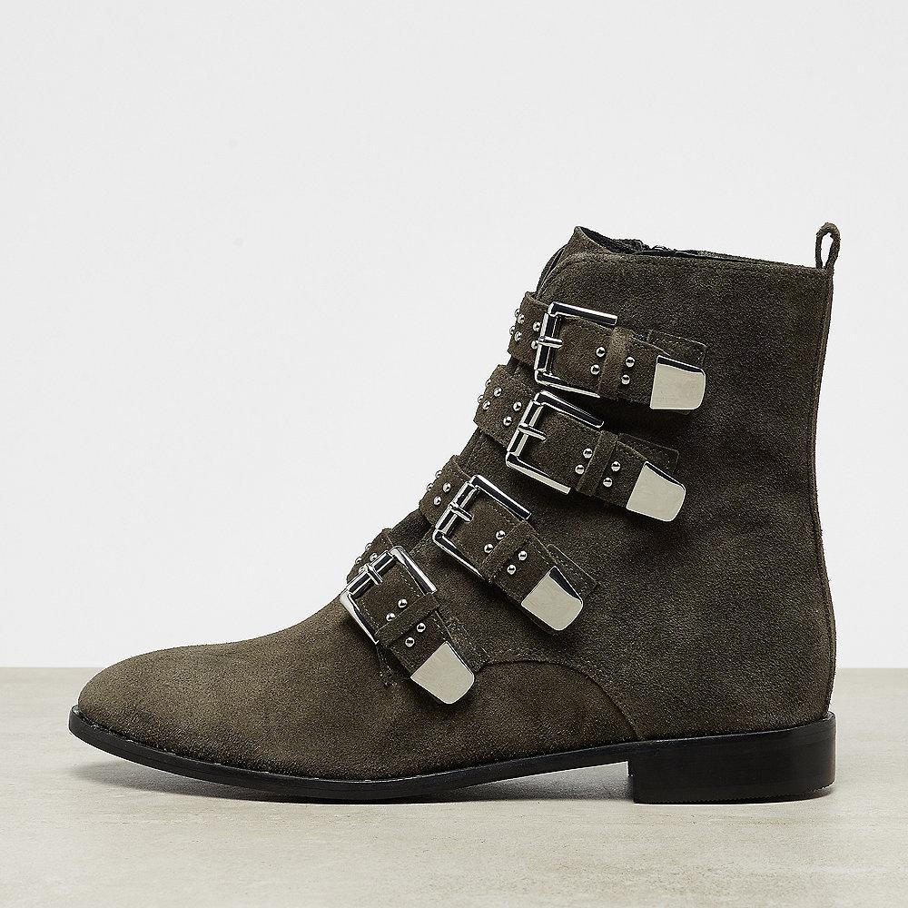 Neue Onygo Stiefel I Schnallen + Nieten