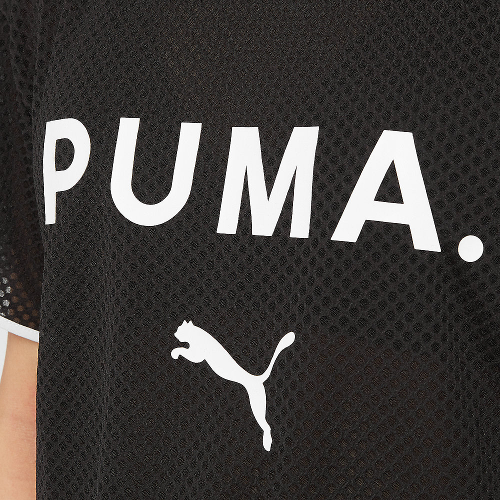 Puma Chase Mesh Tee black