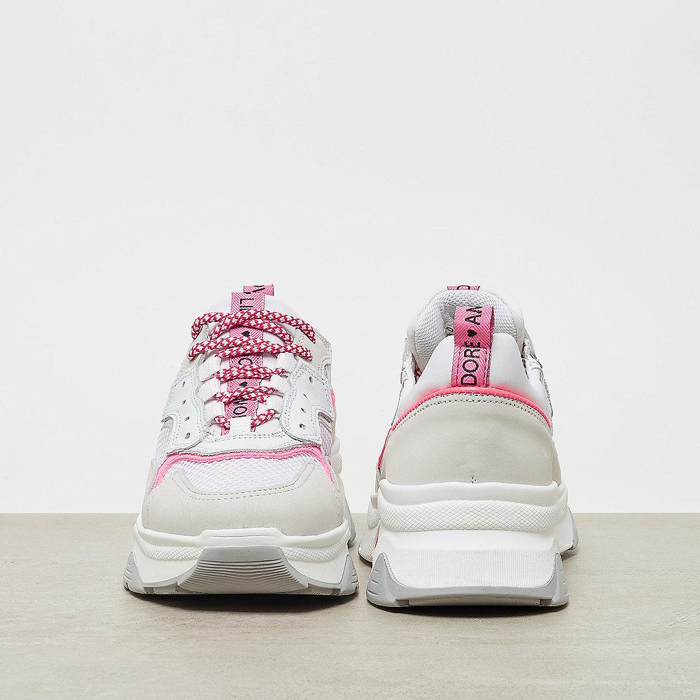 ONYGO Lulu light grey/neon pink