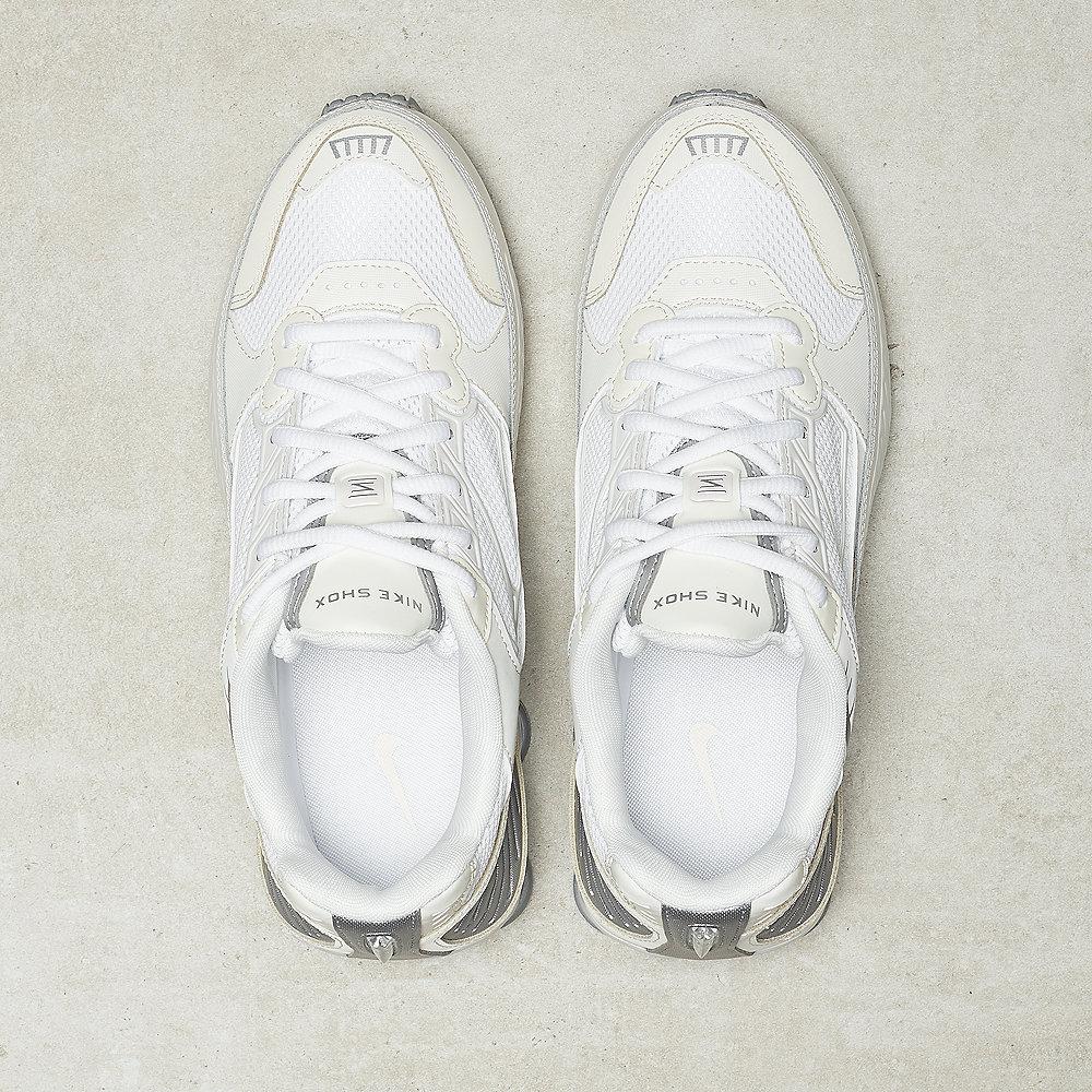NIKE W Nike Shox Enigma 9000 phantom/metallic silver-white-pale-ivory