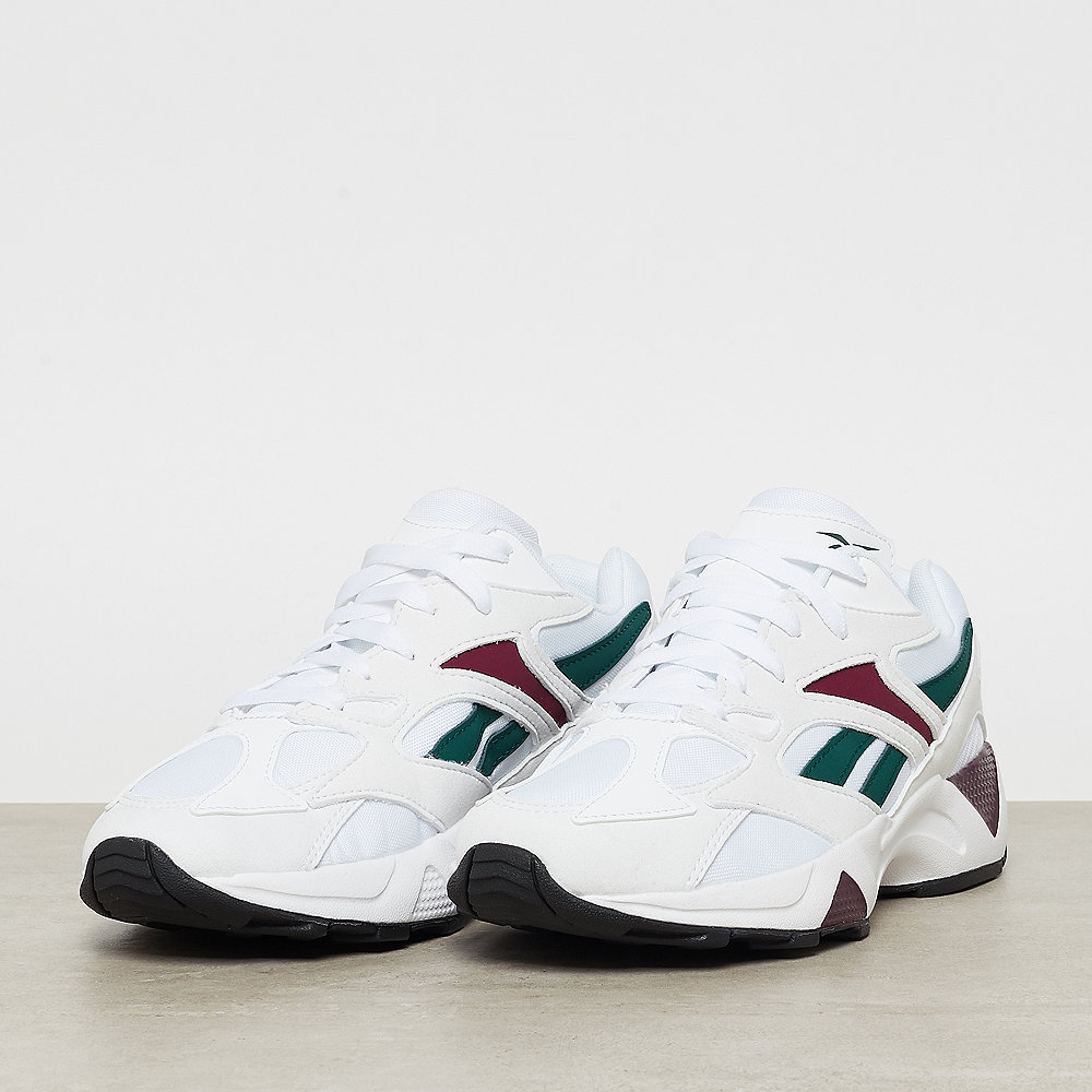 Reebok Aztrek 96 white/wine/teal/black