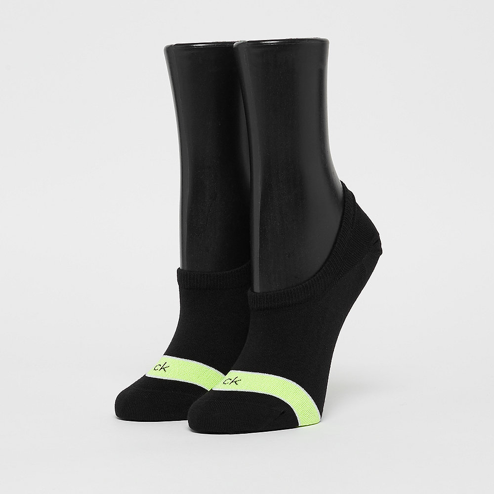 Calvin Klein Sparkle Stripe Sneaker black
