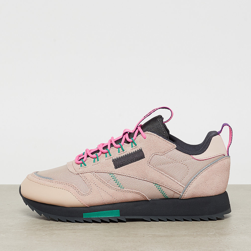 Reebok CL Leather Ripple Rail buff/true grey 8/pantone