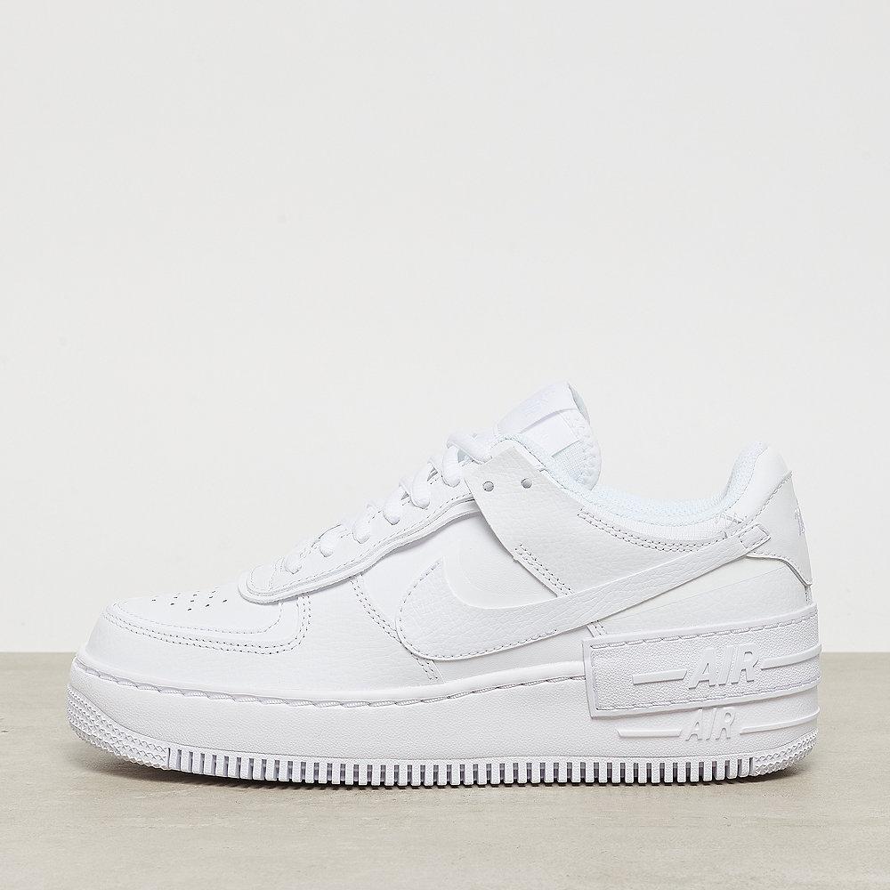 NIKE NSW Air Force 1 shadow white/white-white