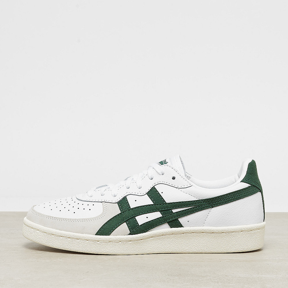 Kendte Asics Tiger GSM white/hunter green Sneaker | ONYGO XZ-13