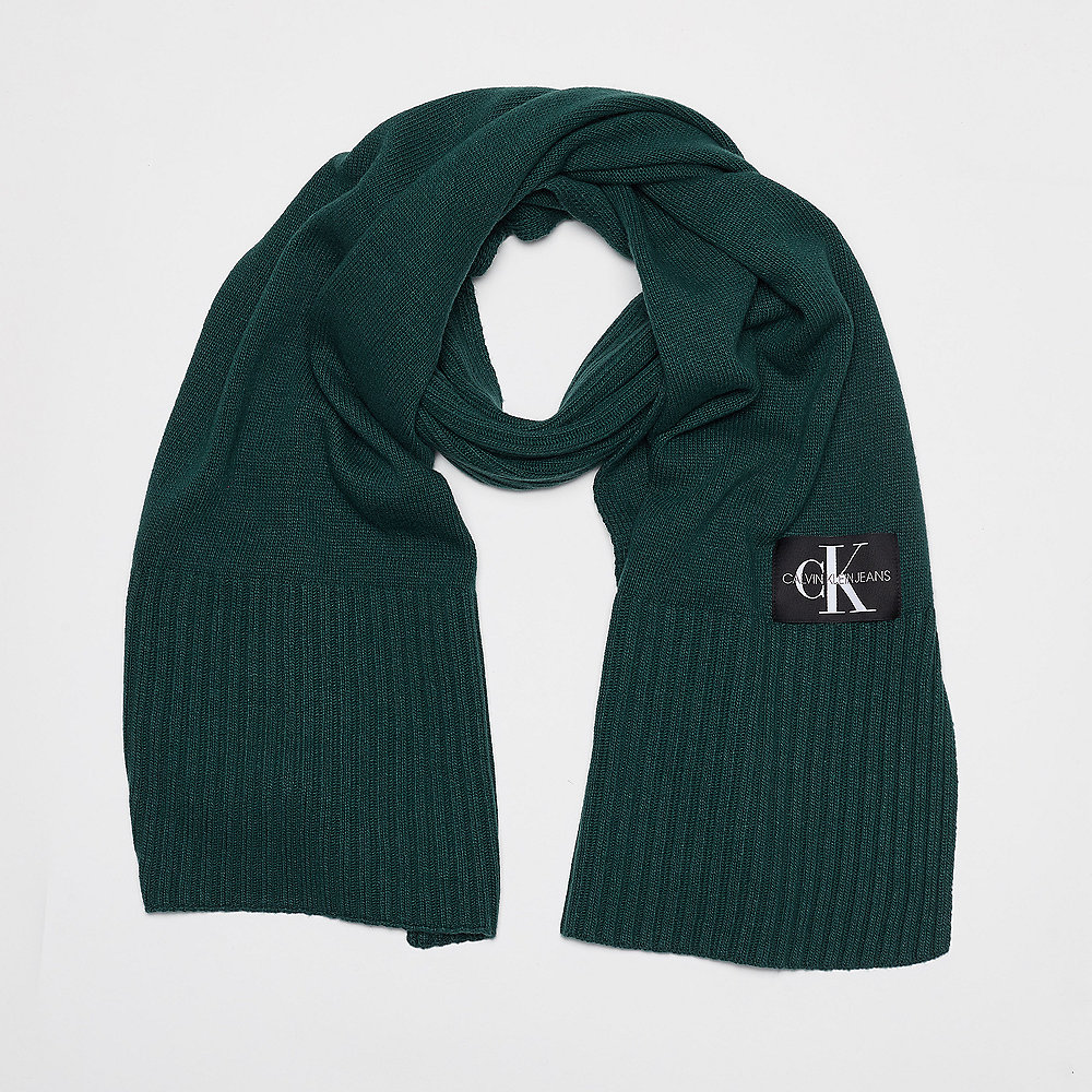 Calvin Klein Basic Men Knitted Scarf june bug