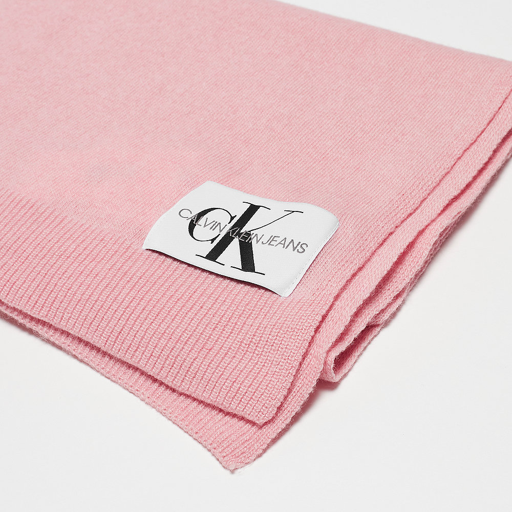 Calvin Klein Basic Women Knitted Scarf chintz rose