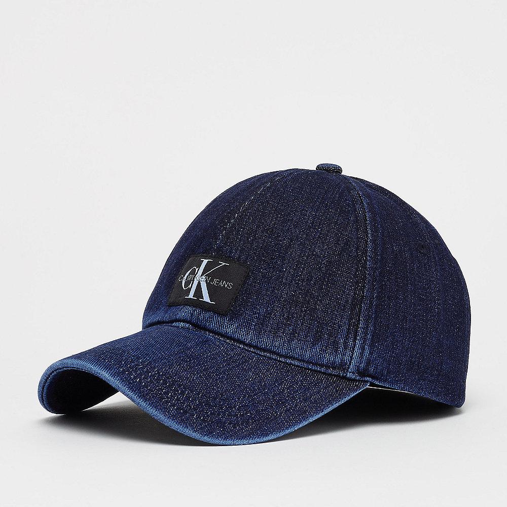 Calvin Klein J Monogram Cap W dark wash/denim