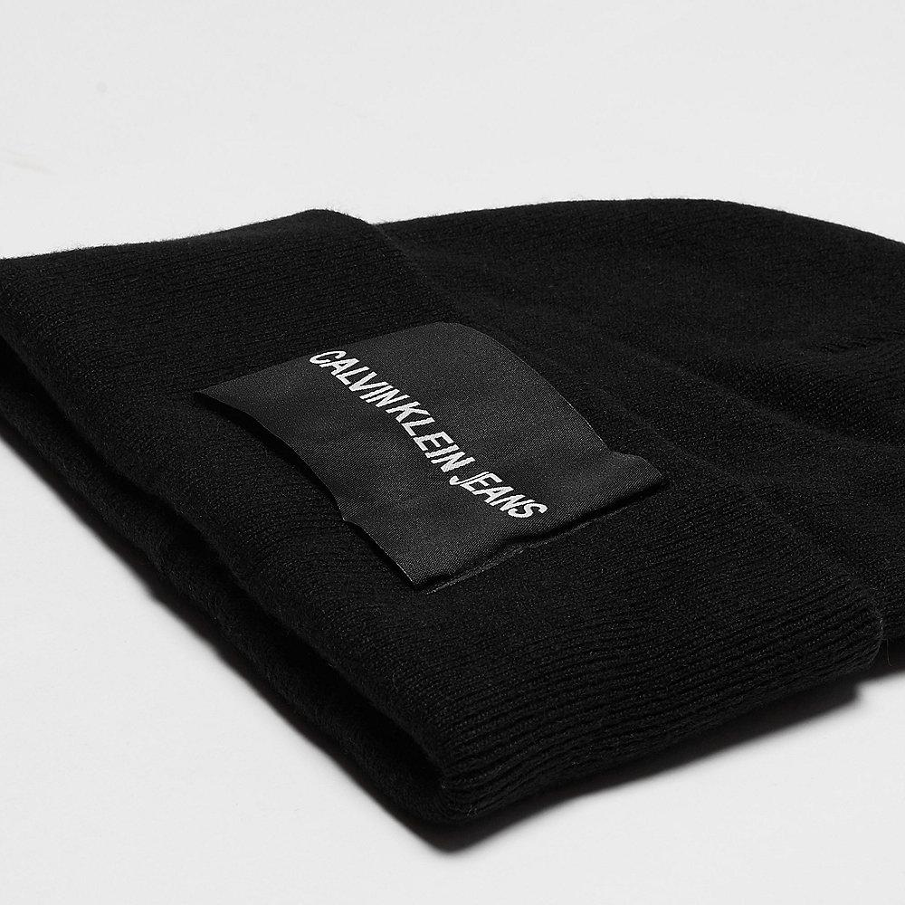 Calvin Klein Calvin Klein Jeans Beanie W black