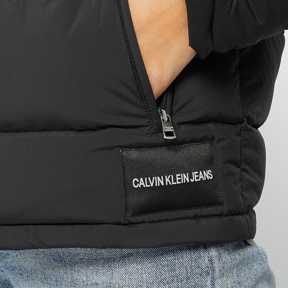 Calvin Klein Light Weight Down Short Puffer black