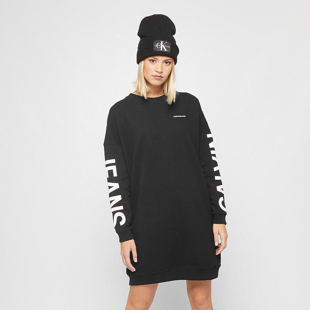 Calvin Klein Logo Dress black
