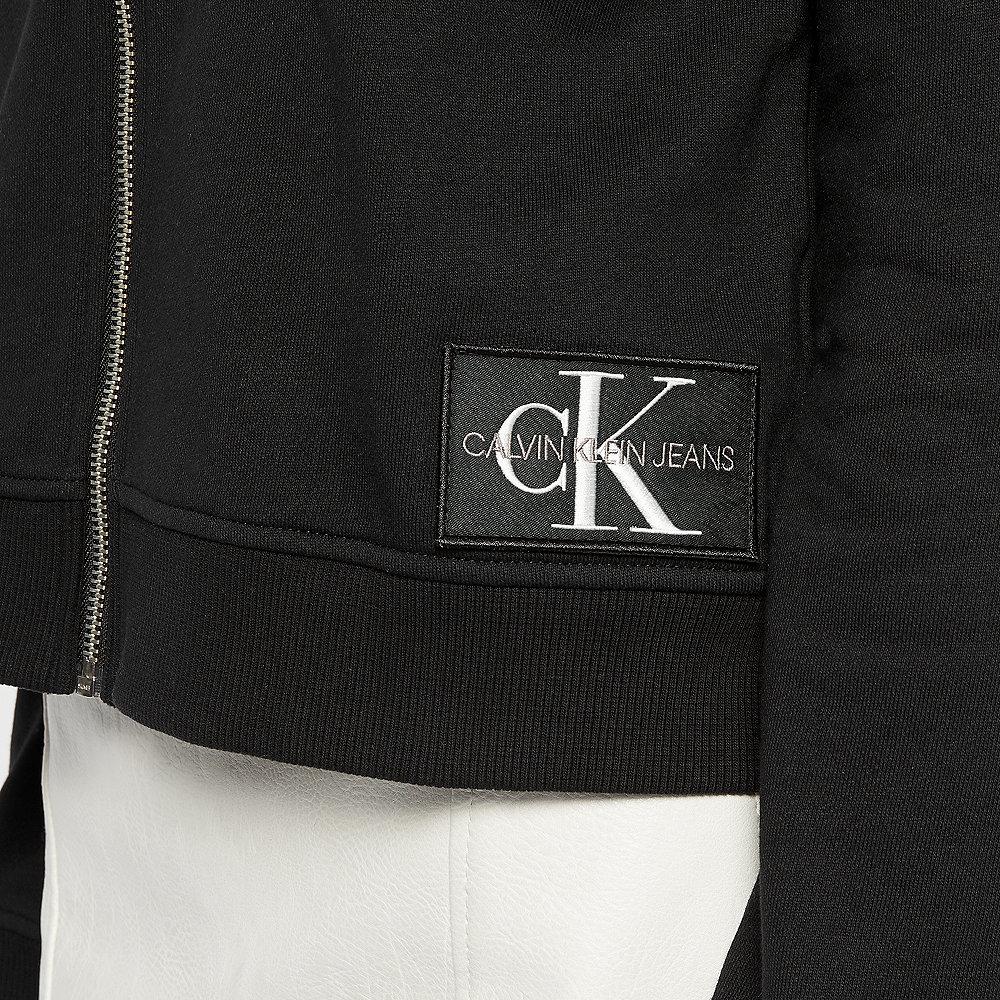 Calvin Klein Monogram Badge black