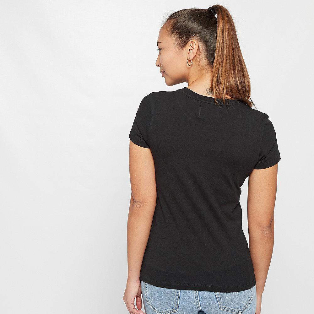 Calvin Klein Outline Monogram Slim Fit T-Shirt black/white