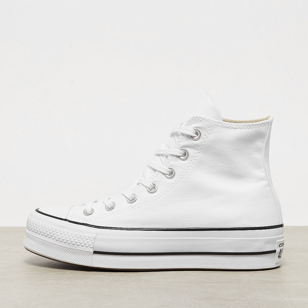 Chuck Taylor All Star Lift Hi whiteblackwhite