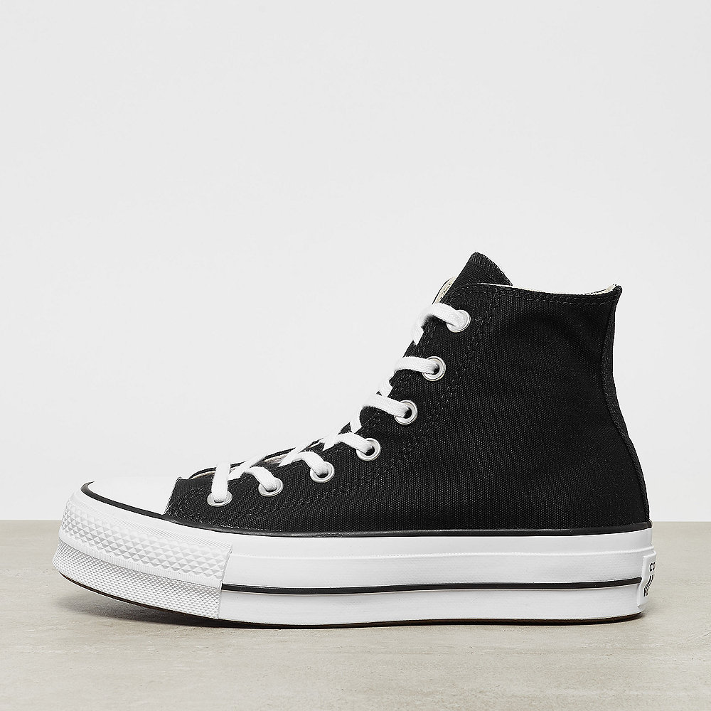 Chuck Taylor All Star Lift Hi black/white/white