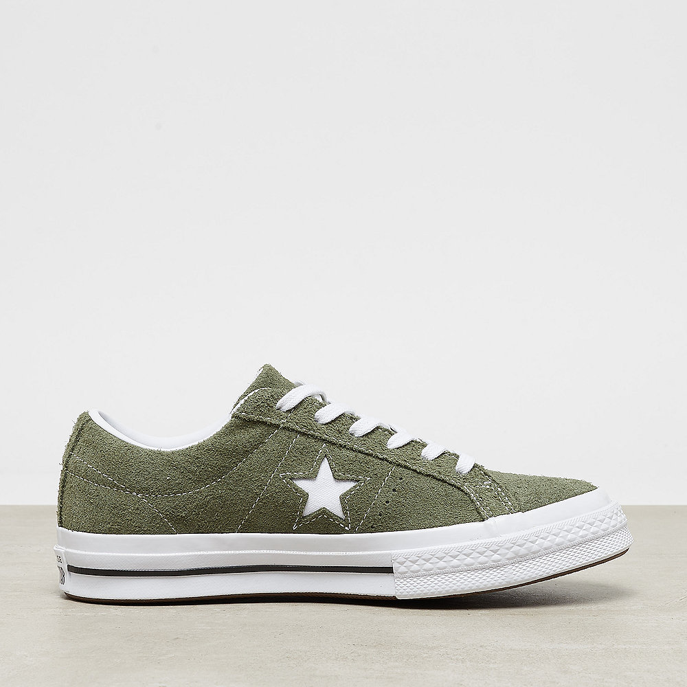 Converse ONE STAR OX field surplus/ white/ white