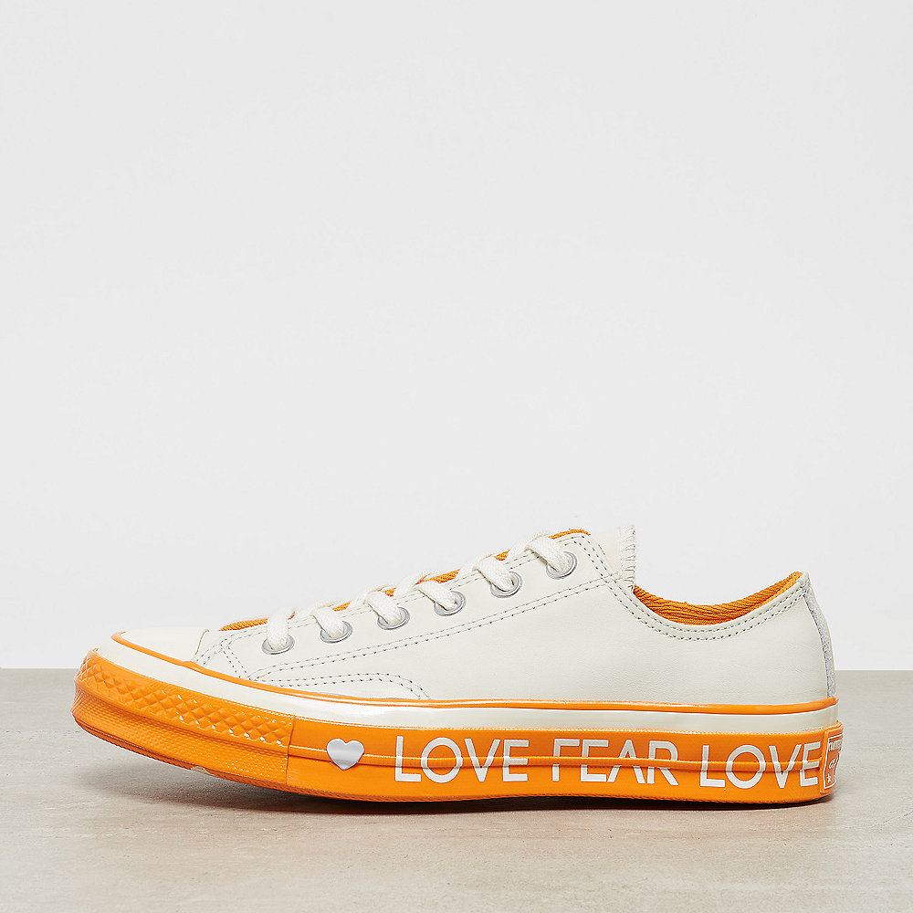 Converse Chuck 70 OX egret/egret/field orange