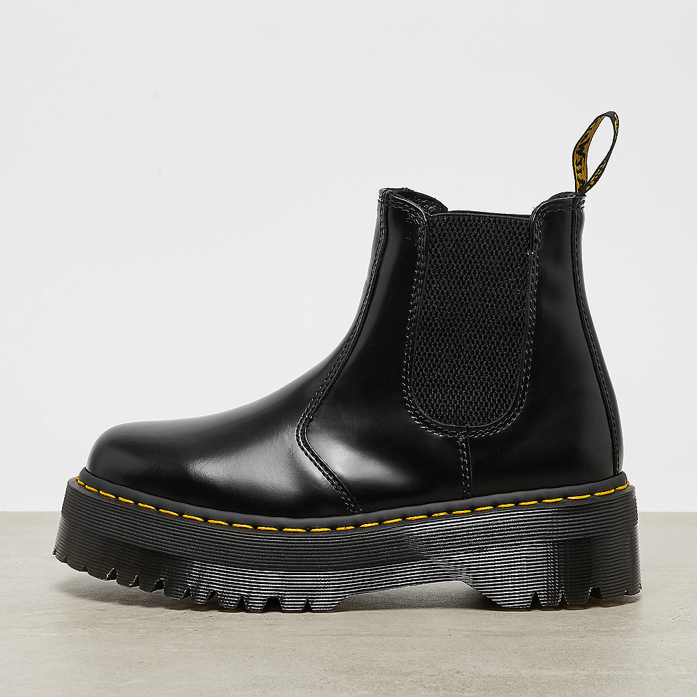 Dr. Martens 2976 Black Polished Smooth