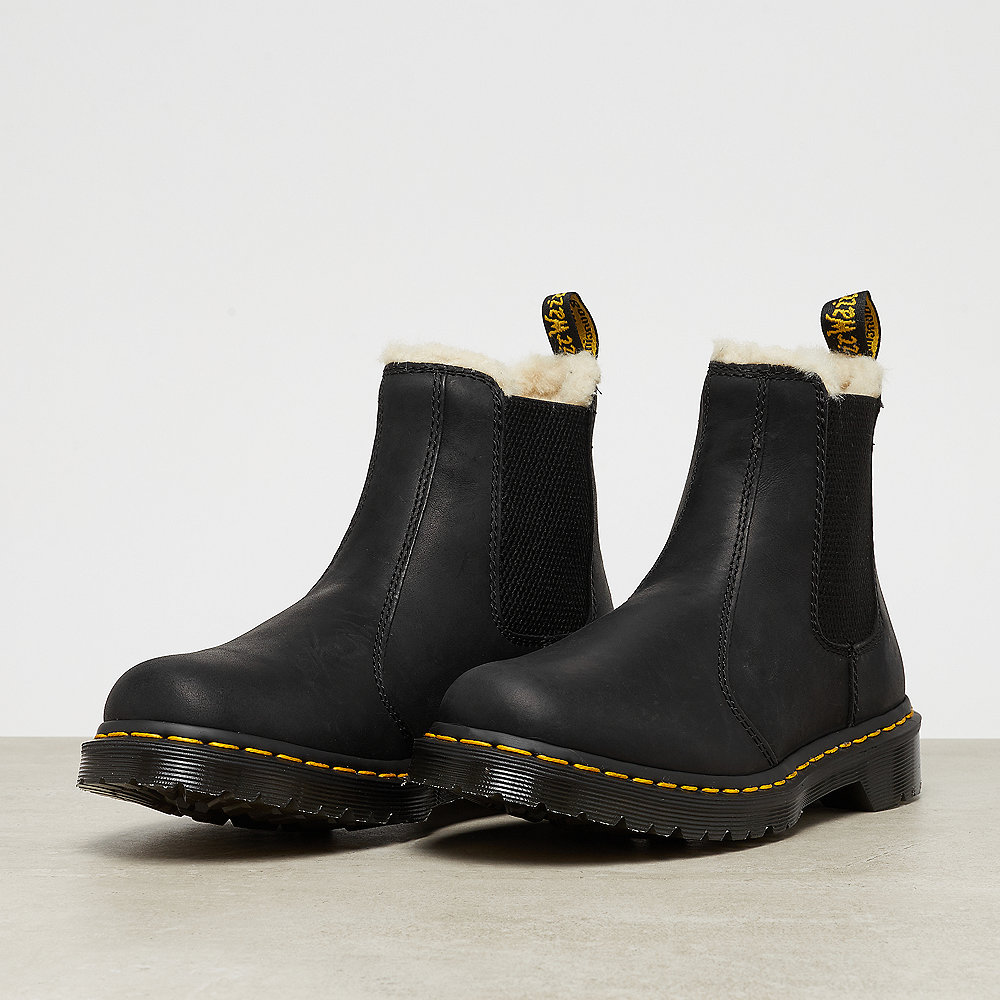 Dr. Martens Leonore Burnished Wyoming black