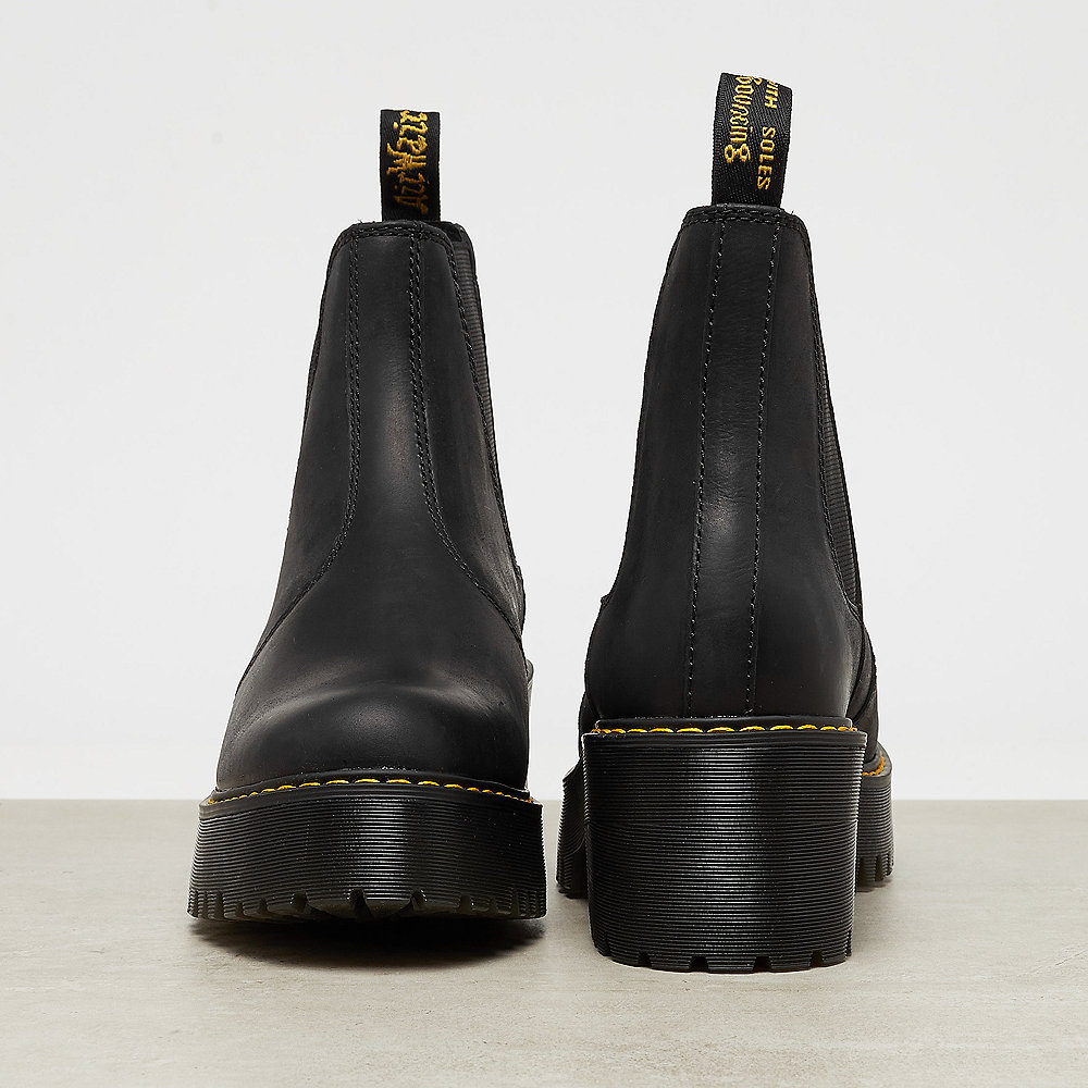 Dr. Martens Rometty Chelsea Black Wyoming