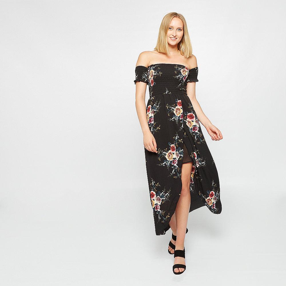 Effeny Off-Shoulder Kleid schwarz