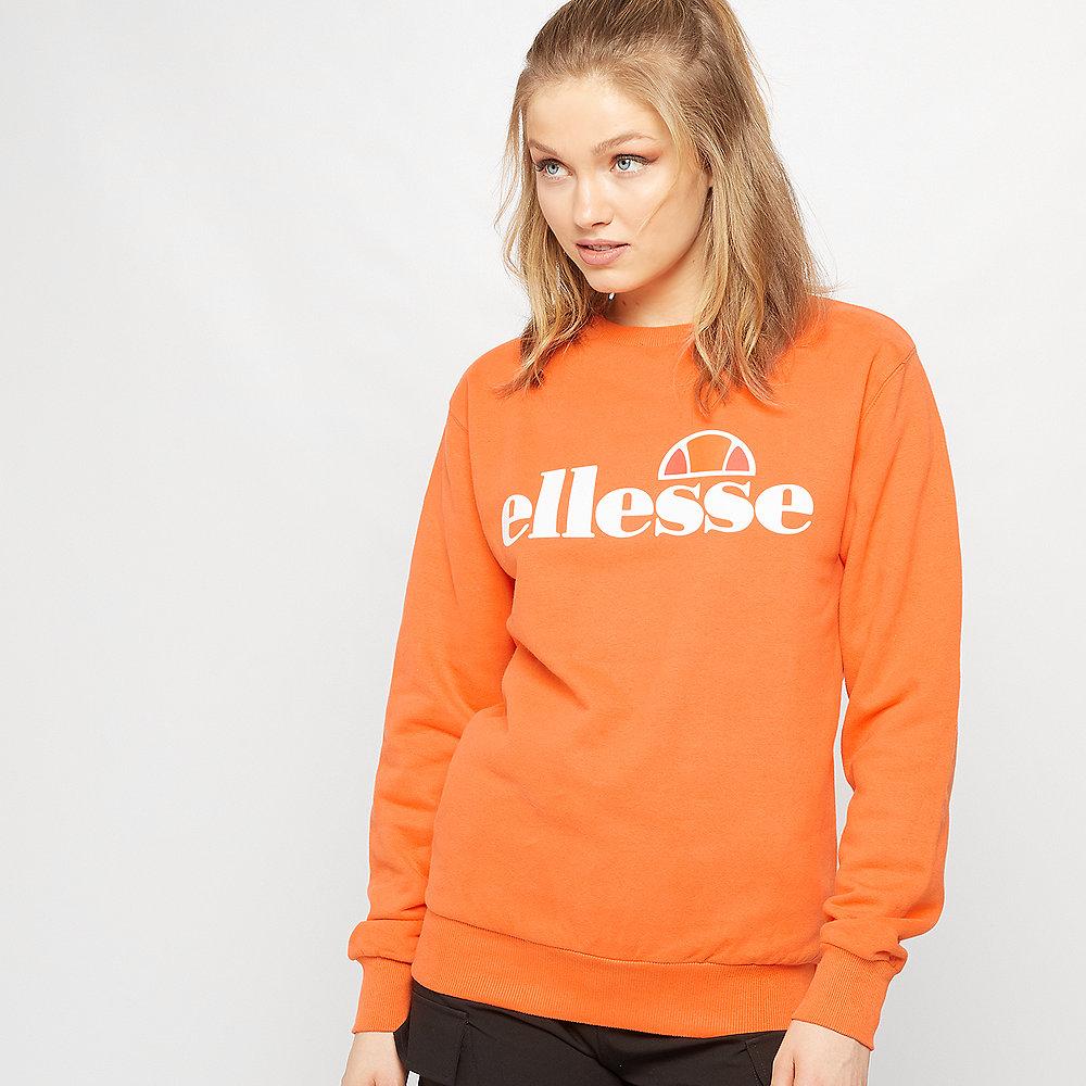Ellesse Agata Sweatshirt orange