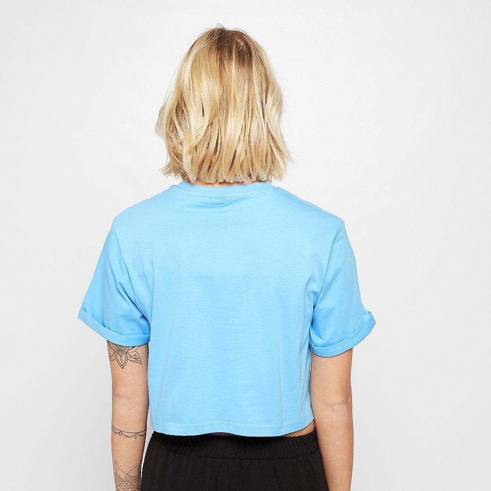 Ellesse Alberta Crop Shirt light blue
