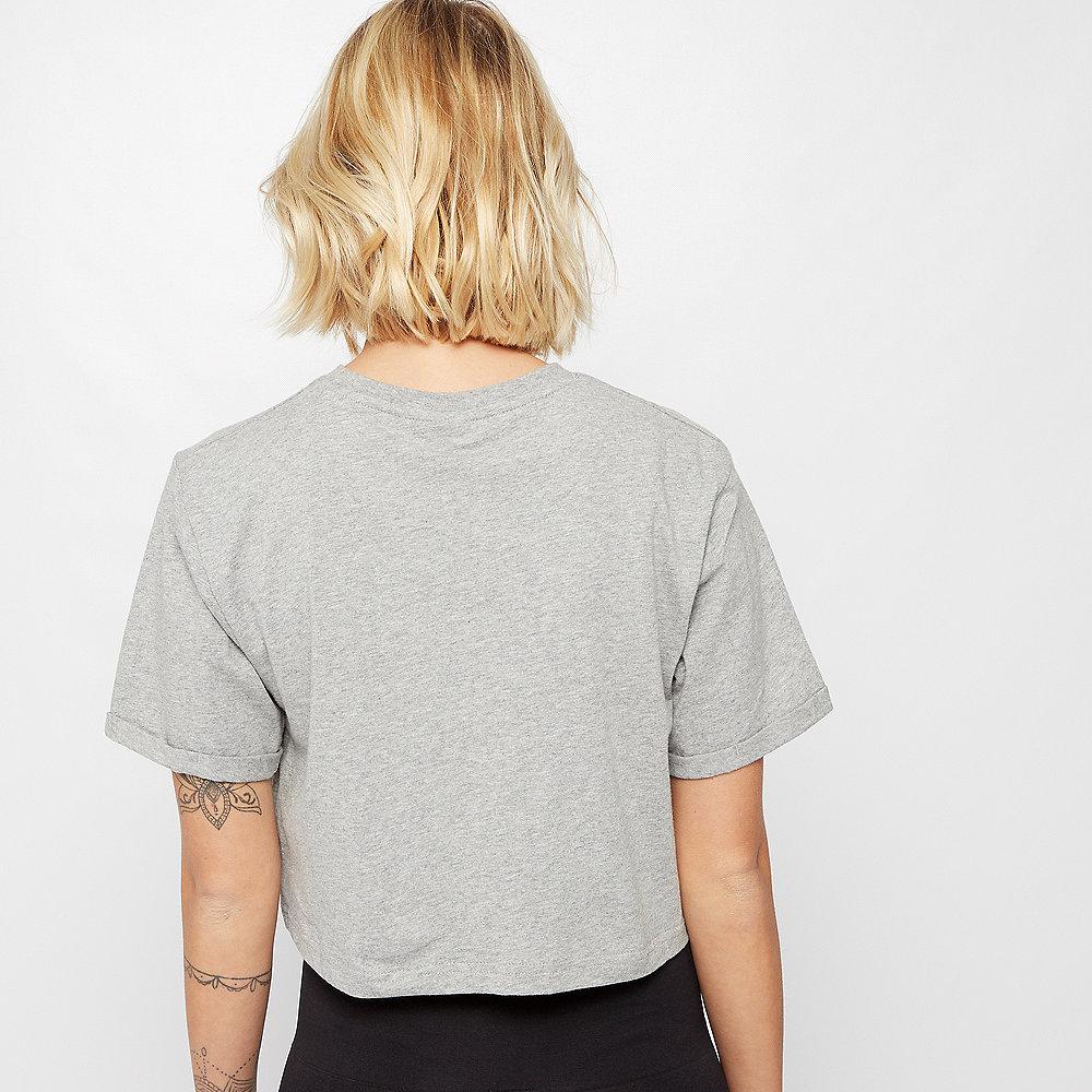 Ellesse Alberta Cropped Shirt grey