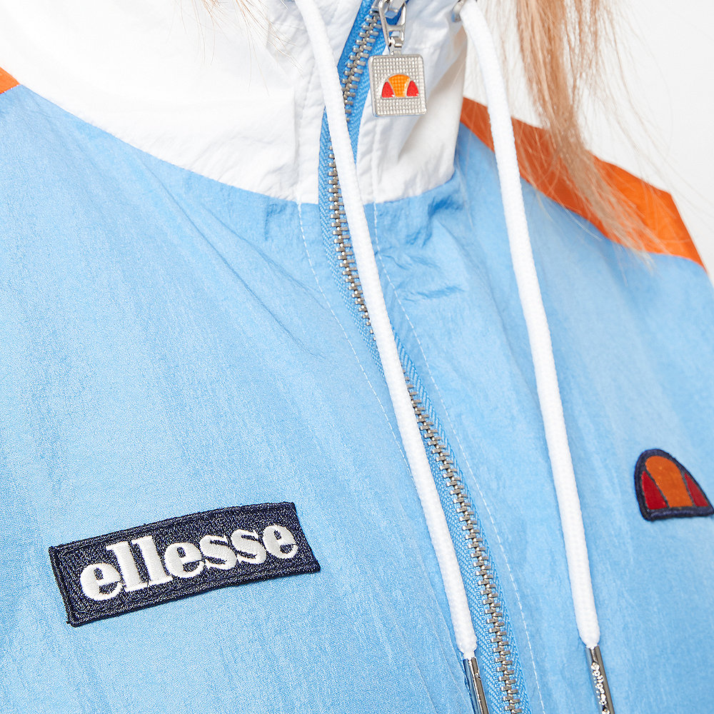 Ellesse Delanna Woven Track light blue