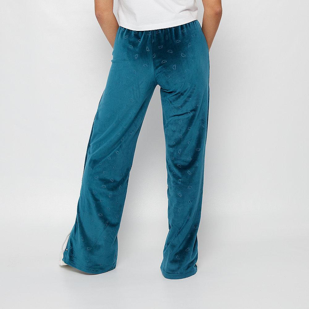 Ellesse Narciso Velour Embossed Pants teal
