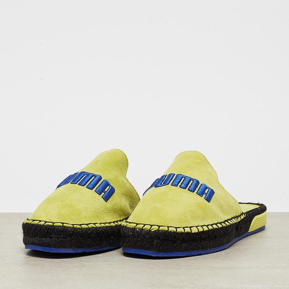 separation shoes d358a d95a5 Fenty x Puma Espadrille sulphur spring