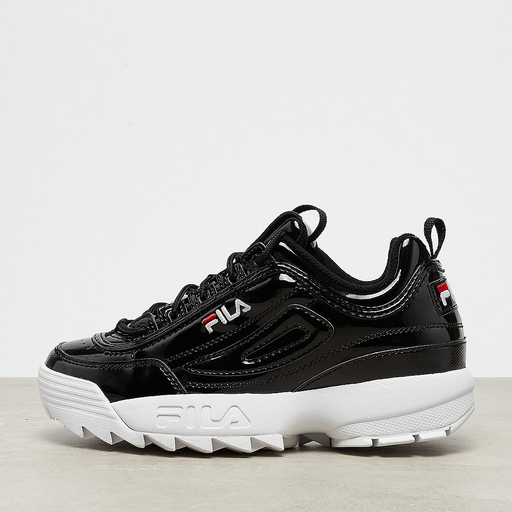 Disruptor M Low black