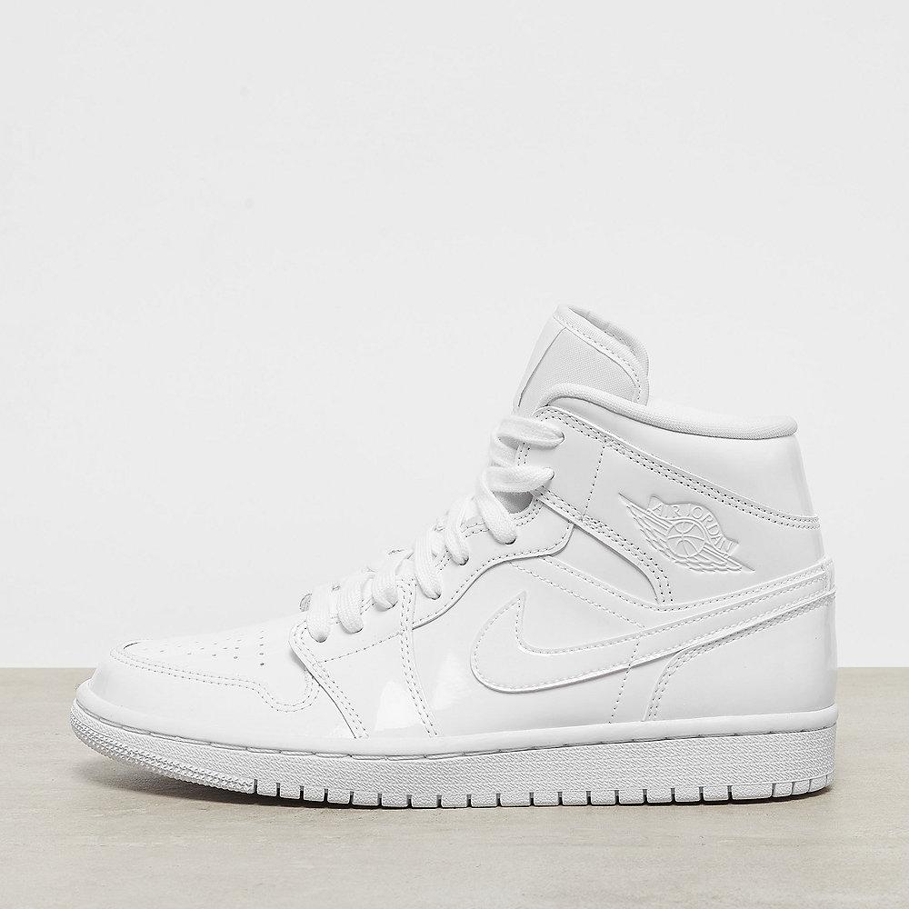 fashion amazing price best sale Wmns Air Jordan 1 Mid white/white-white