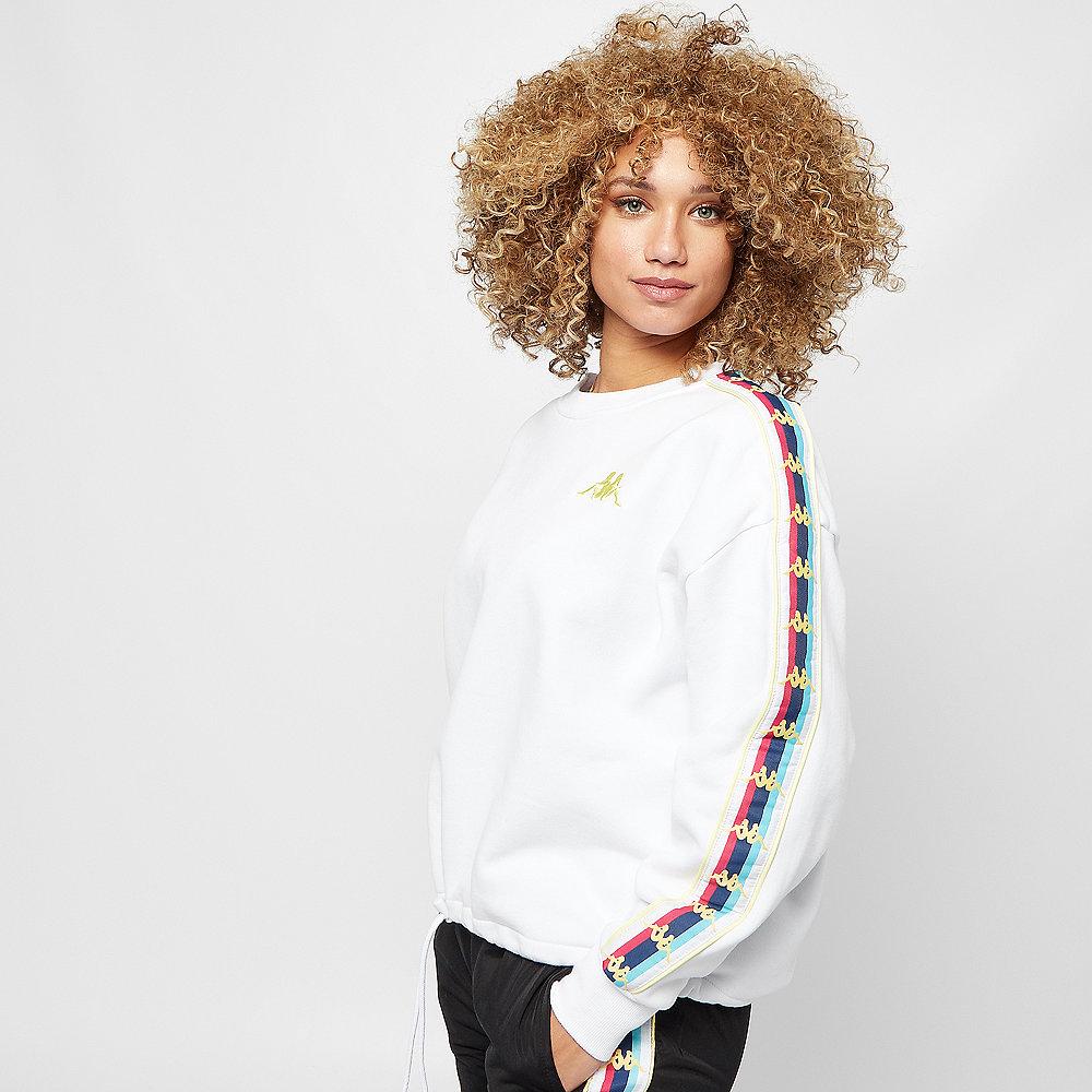 Kappa Verena Sweatshirt white