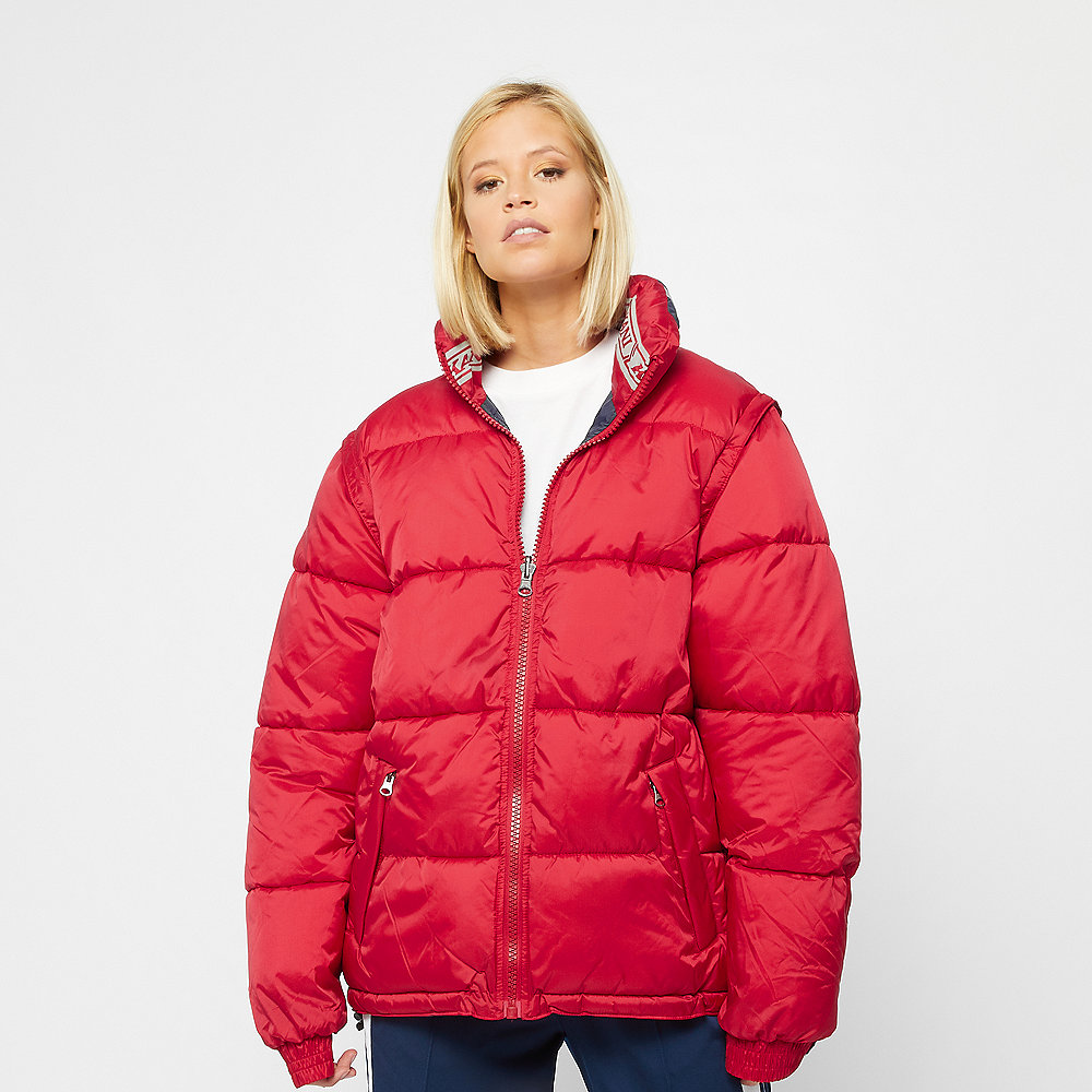 Karl Kani  Karl Kani Bubble Jacket red/navy