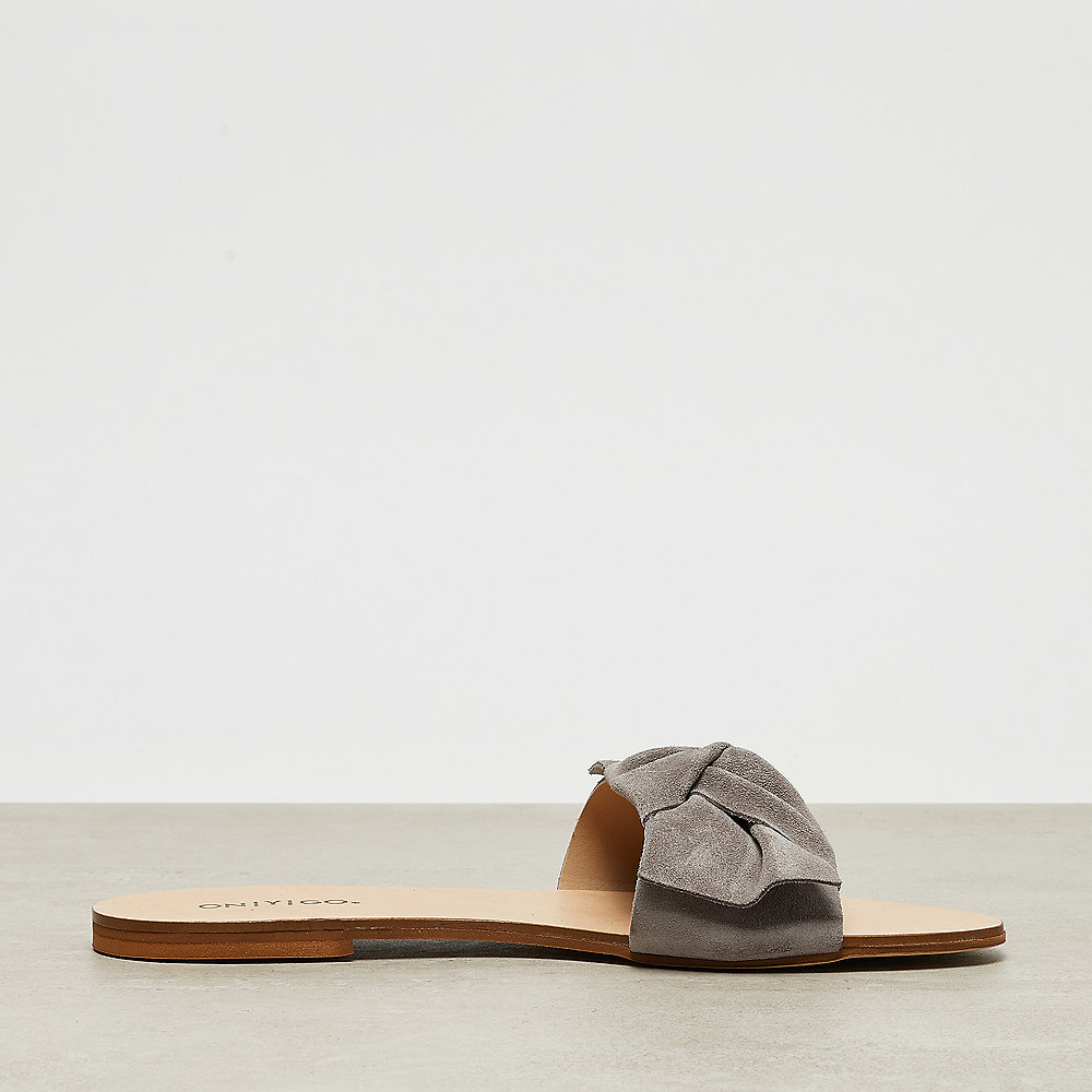 ONYGO Melly Suede light grey