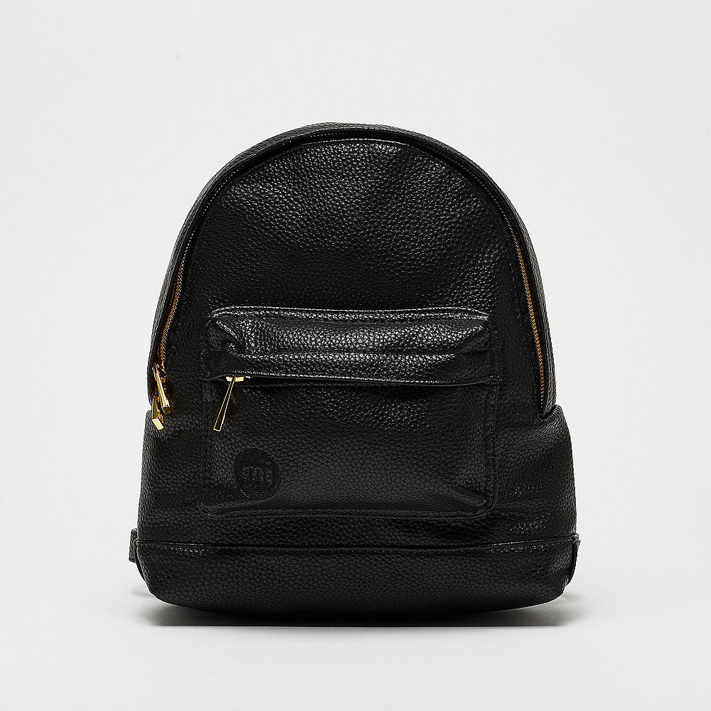 Mi-Pac Gold Super Mini Backpack Tumbled black