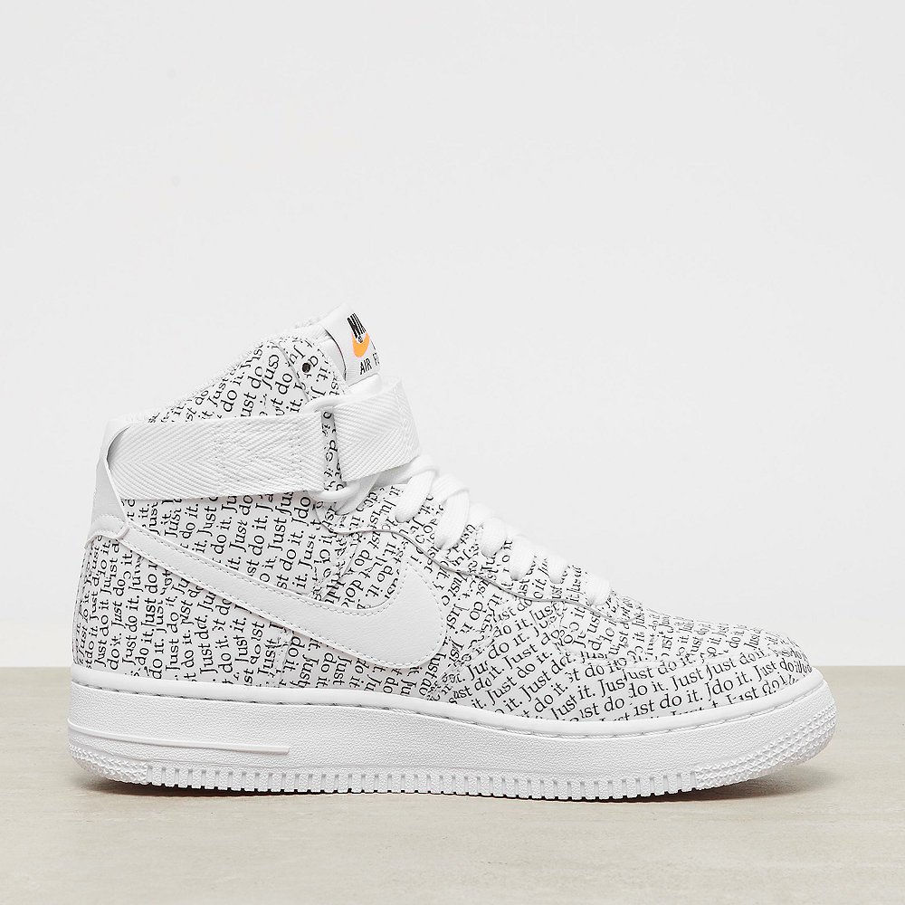 Air Whitewhite Lx Black Force 1 White High kZiTOPXu