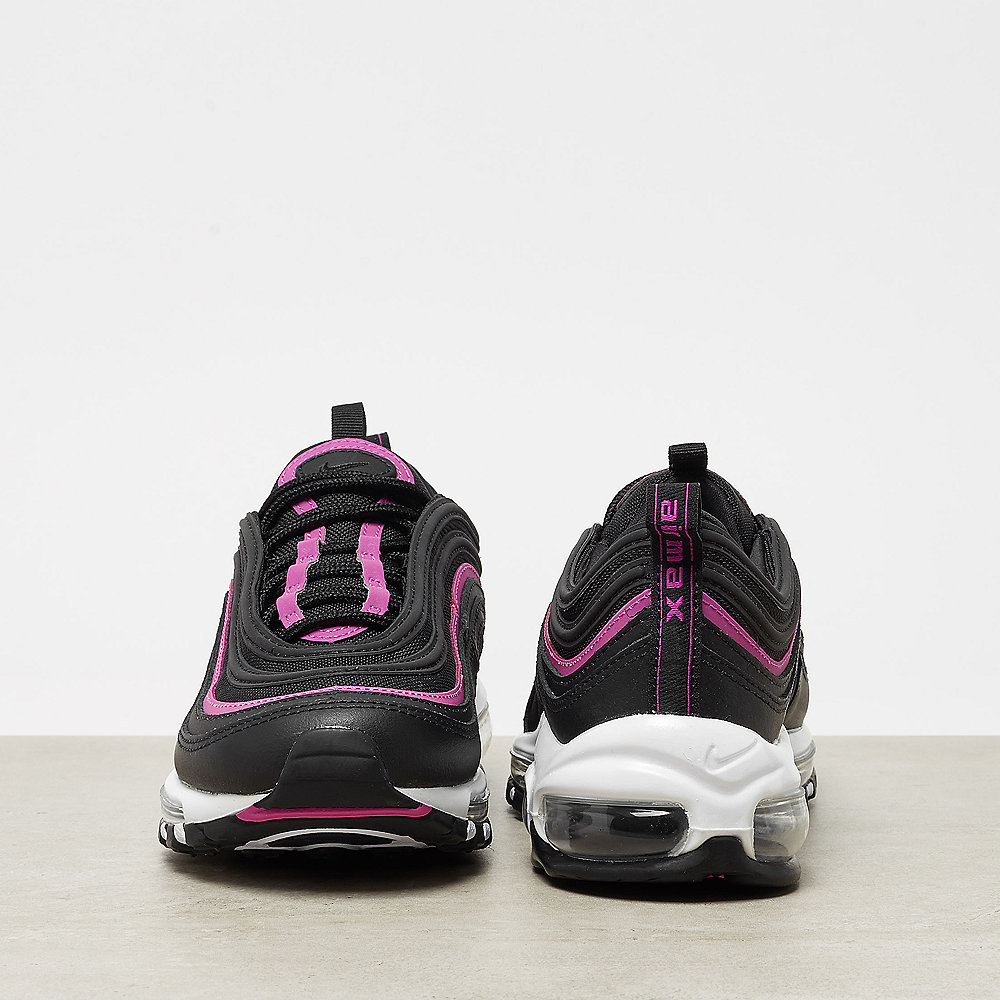 NIKE Air Max 97 Lux black/black active fuchsia