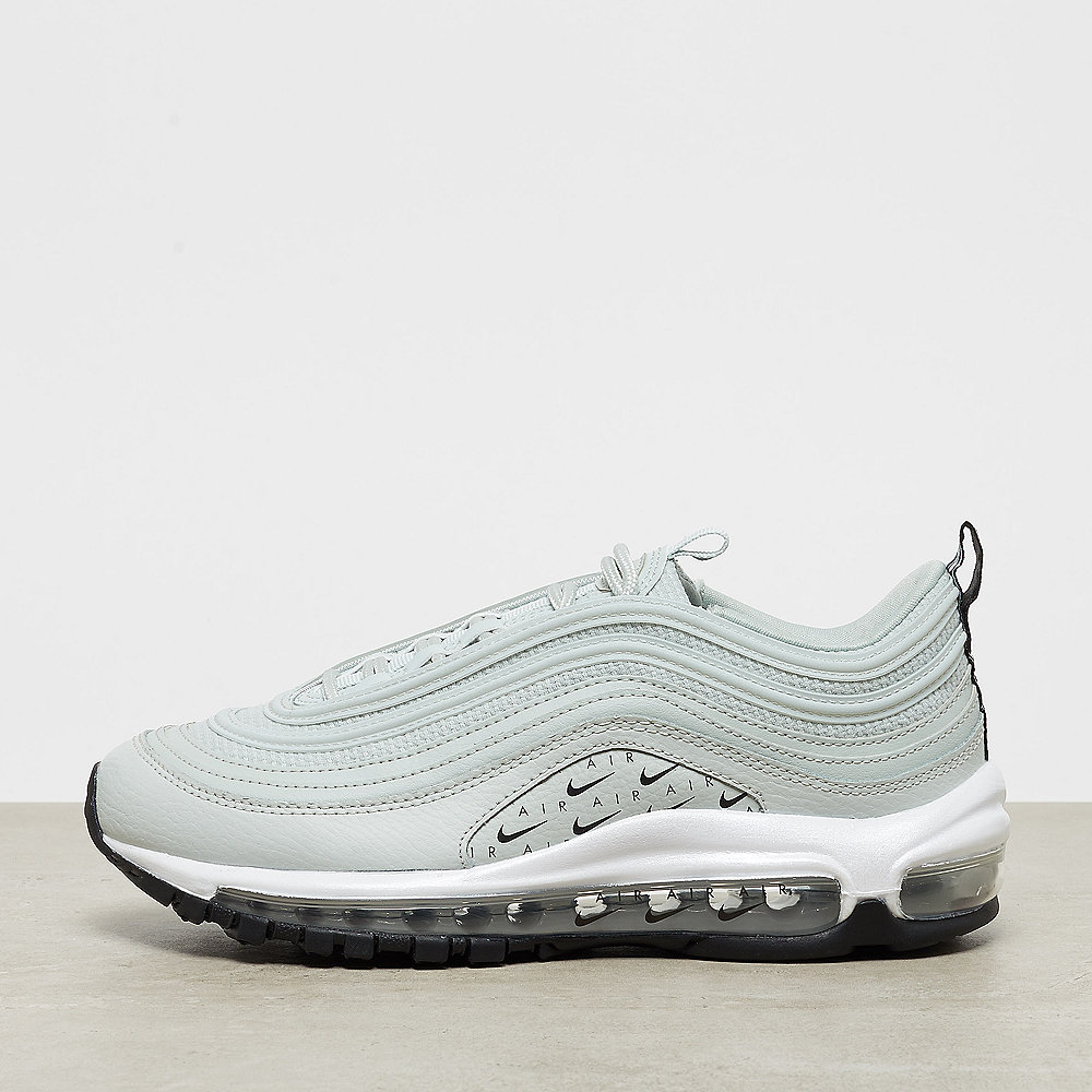 NIKE Air Max 97 Lux light silver/light silver-black-white