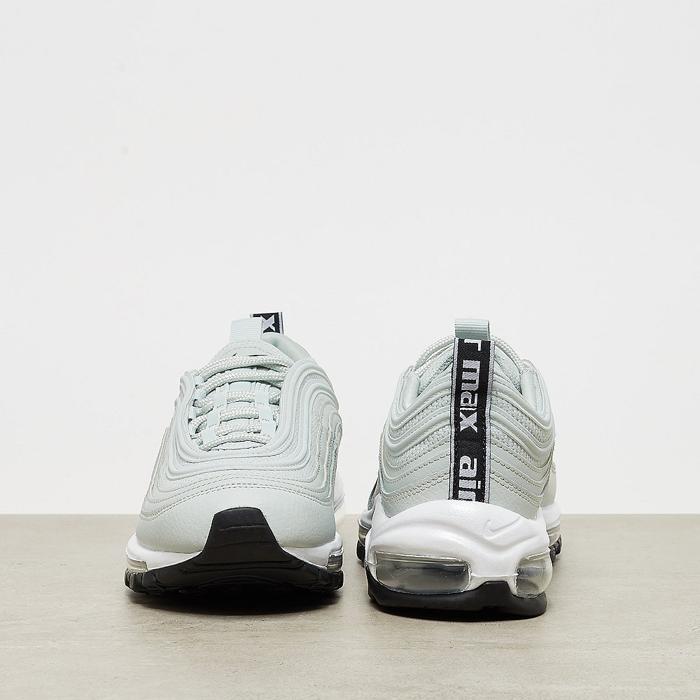 reputable site 16337 83e6d NIKE Air Max 97 Lux light silver light silver-black-white