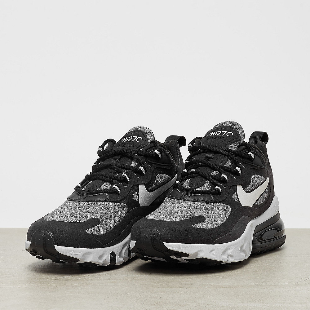NIKE Air Max 270 React black/vast grey-off noir