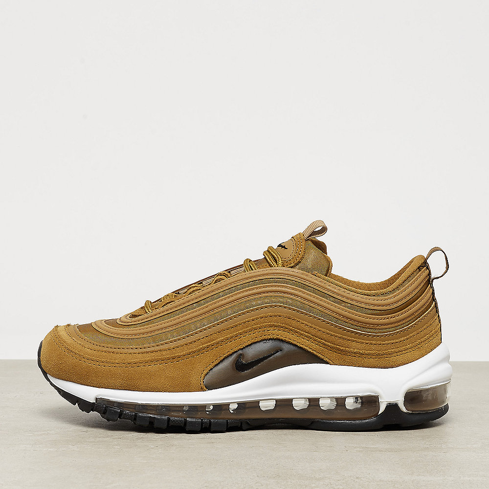NIKE Air Max 97 SE muted bronze/black-white