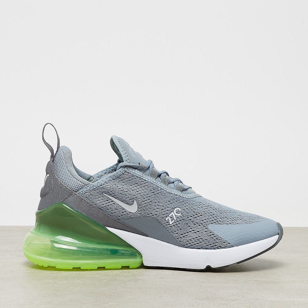 NIKE Air Max 270 obsidian mist/white-lime blast-cool grey