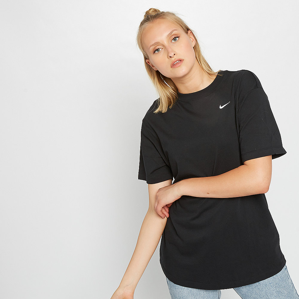 NIKE Essential T-Shirt LBR OS black/white