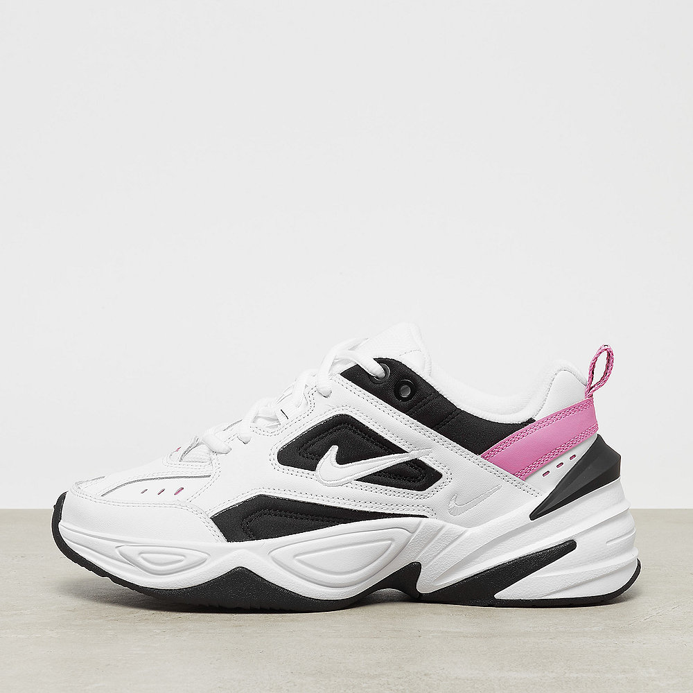 NIKE M2K Tekno white/white-china rose black