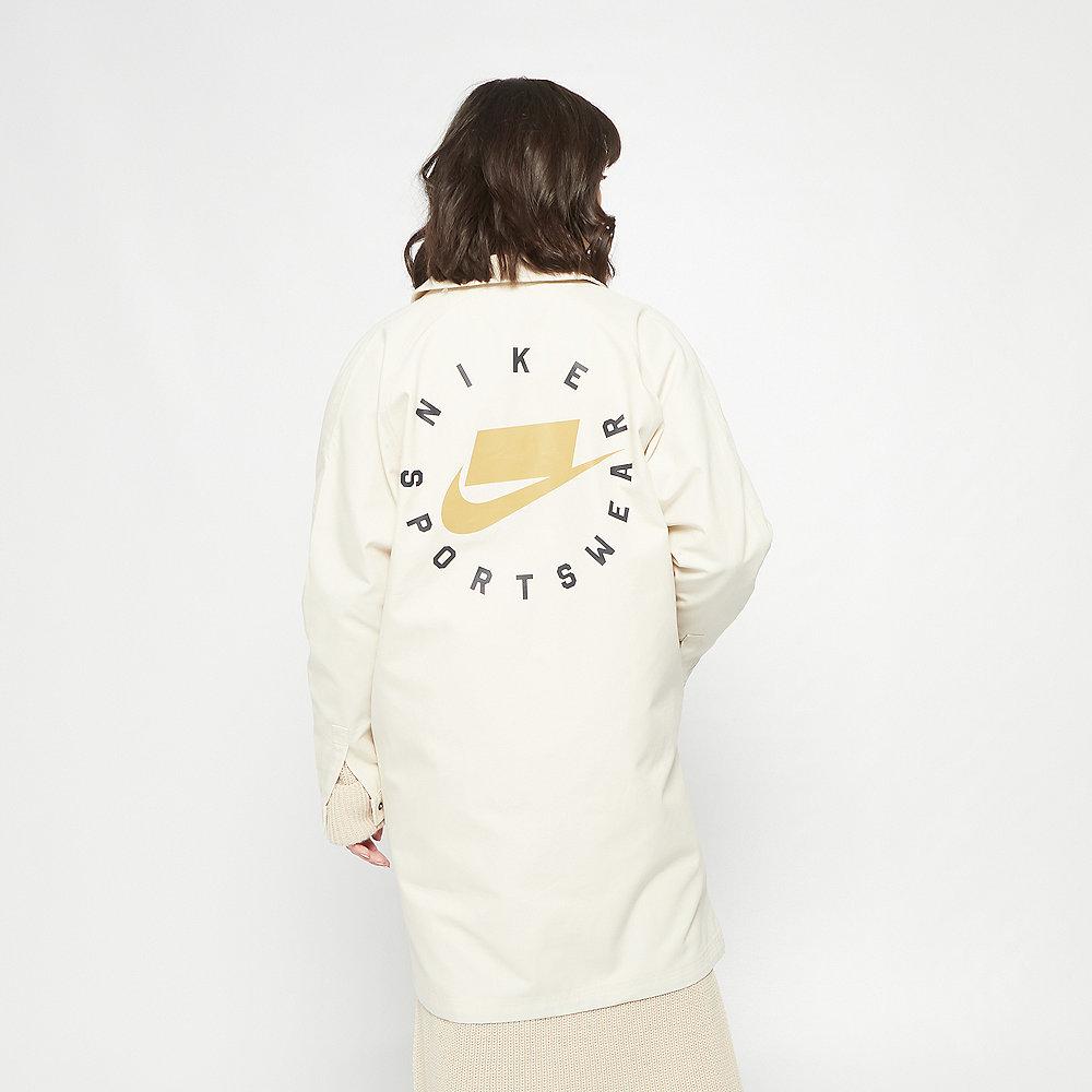 NIKE NSW Jacket Canvas light cream/obsidian