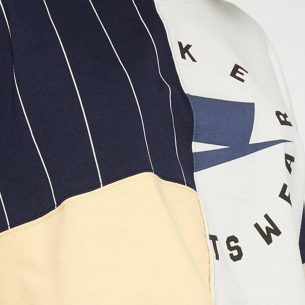 NIKE NSW T-Shirt summit white/obsididan/black/black