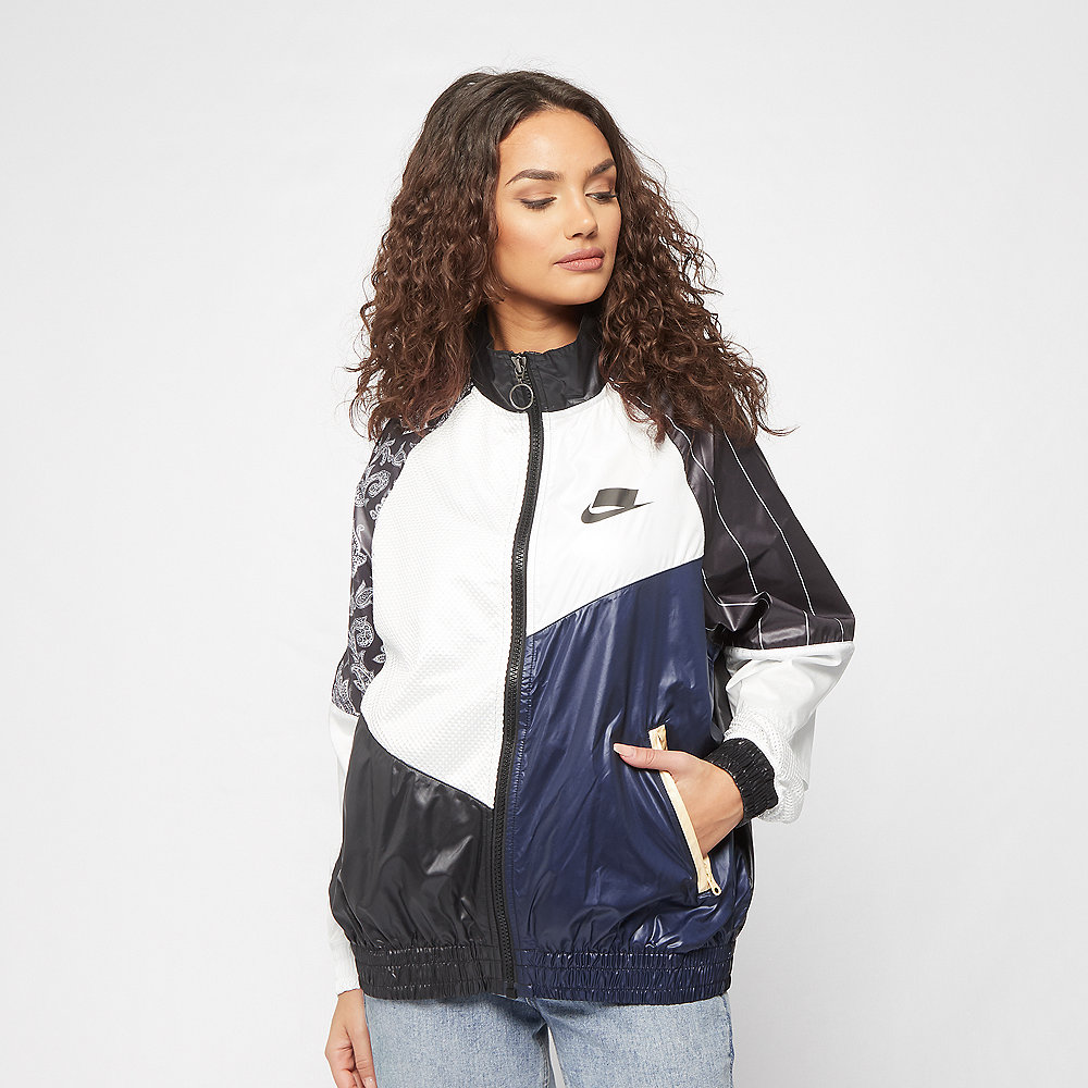 NIKE NSW TRK Jacket black/white/black