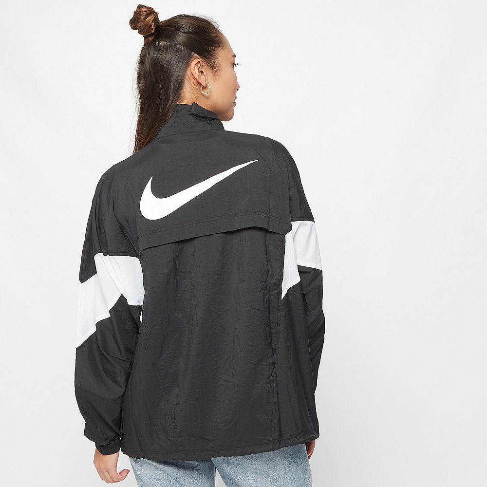 NIKE NSW Windrunner Canvas SSNL black/white/black/white
